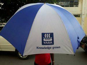 چتر سایبان تبلیغاتی