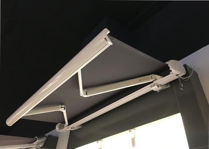 انواع سایبان برقی